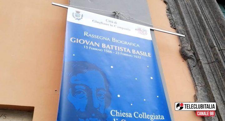 Giugliano, inaugurata a Santa Sofia una rassegna biografica dedicata al Basile