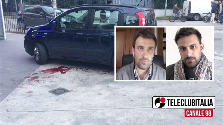 Giugliano, sparatoria alle palazzine: due feriti