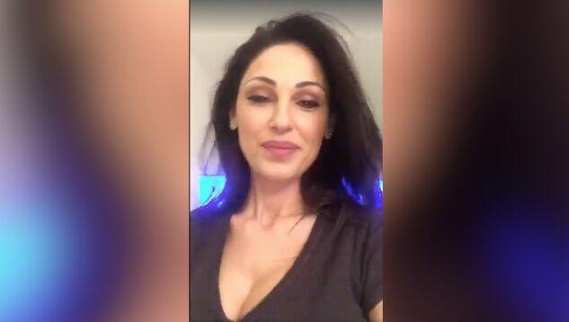 Sanremo, Anna Tatangelo fa il tifo per Gigi D'Alessio su fb ma scoppia la polemica