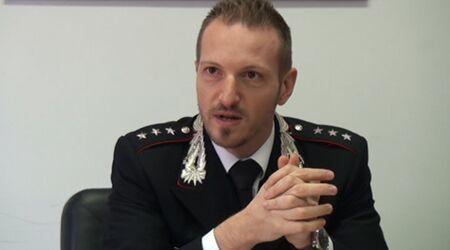 """L'Associazione Nazionale dei Carabinieri si complimenta con il capitano De Lise: """"Grande professionalità"""""""
