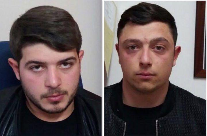 Trentola Ducenta, due giovanissimi arrestati per spaccio