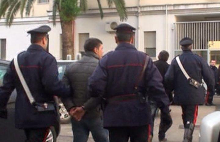 Maddaloni, sgominata banda di ladri sorpresi in flagrante. Arrestati in 4. I NOMI