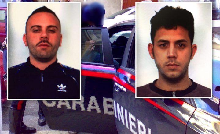 In Belgio per una rapina il giorno dell'attentato. Arrestati a Qualiano e Villaricca