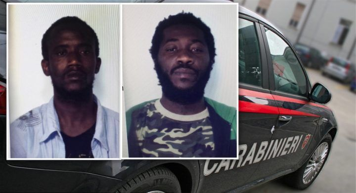 Operazione anti-droga a Giugliano, due arrestati. Perquisizioni a tappeto