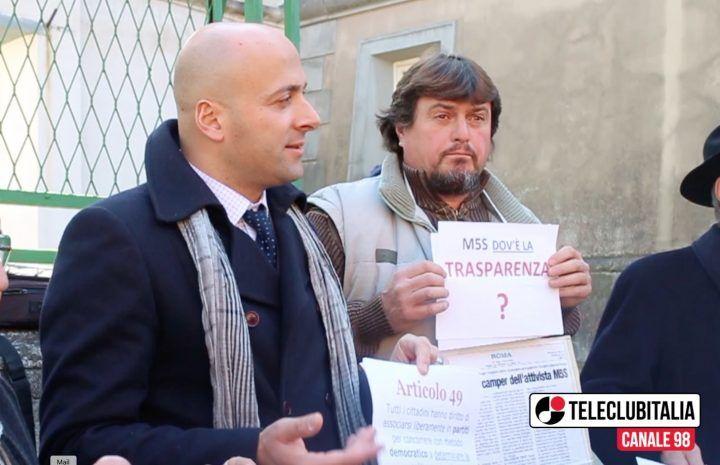 Aversa, Angelo Ferrillo in aula dopo querela per diffamazione: M5S assente