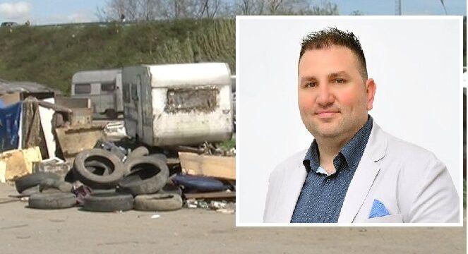 Ecovillaggio rom, Tobia Tirozzi chiede un consiglio comunale a Villaricca