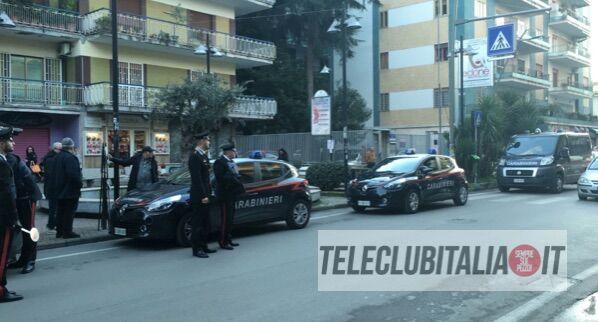 """Marano, operazione """"alto impatto"""" dei carabinieri"""