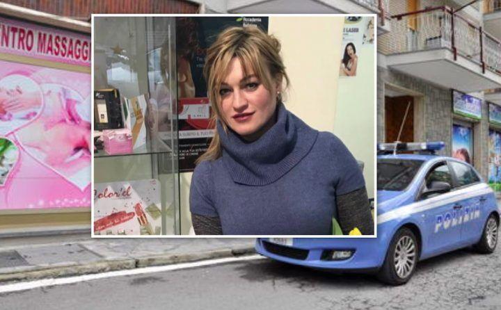 Salerno, droga e massaggi: arrestata titolare di un centro estetico