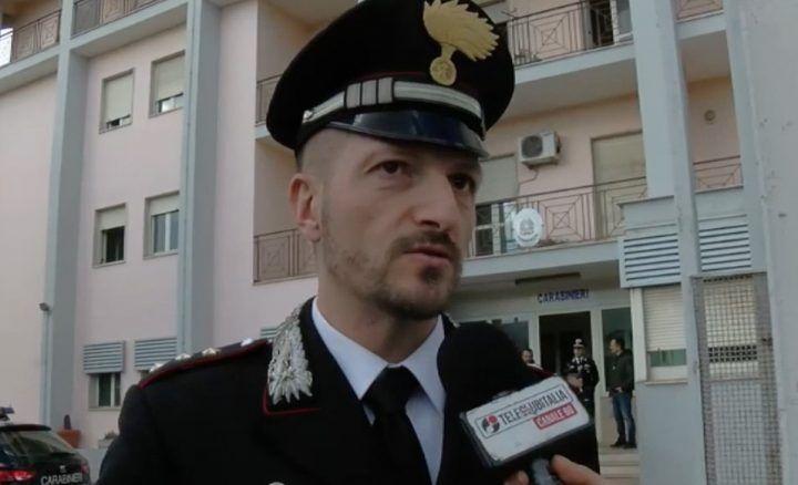 """Violenta rapina tra Giugliano e Parete, il capitano Antonio De Lise: """"Così li abbiamo presi"""""""