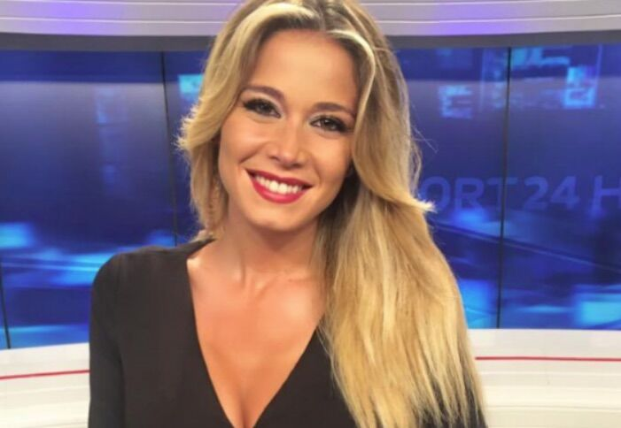 Diletta Leotta a Sanremo. Dalle foto hot hackerate alla serata dell'Ariston