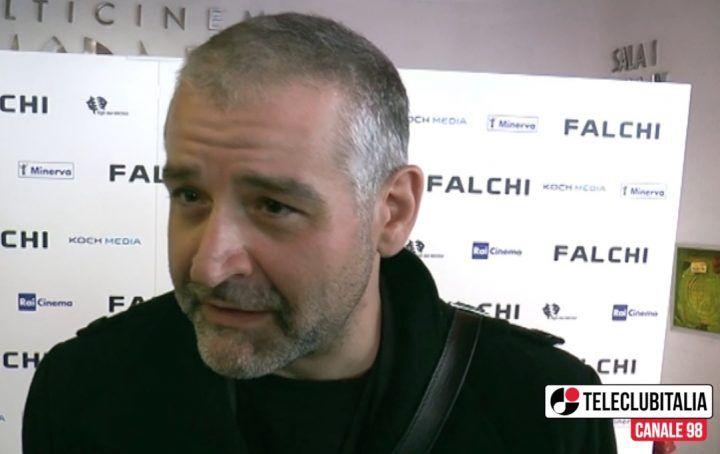"""""""Falchi"""", il film di Toni D'Angelo. Don Pietro Savastano di Gomorra diventa poliziotto"""