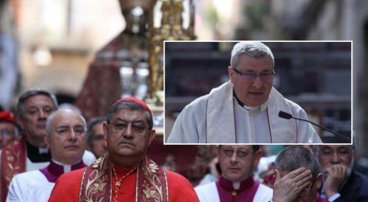 Presunti festini gay a Napoli, il card. Sepe sospende sacerdote