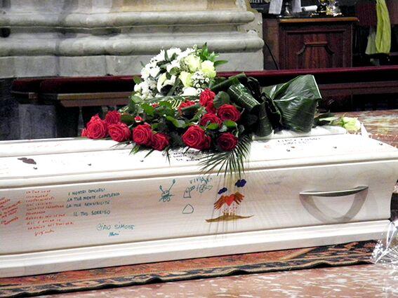 San Cipriano, Domenico De Rosa muore di tumore a 25 anni