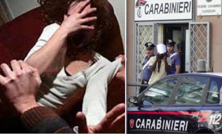 """Giugliano, immigrato in centro accoglienza violenta operatrice. Salvini: """"Da castrare"""""""