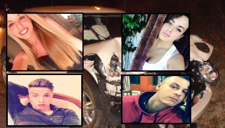 Guidonia, tragico incidente: morti due ragazzi e due ragazze. I nomi