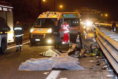 Incidente in autostrada tra Capua e Santa Maria, muore Felice Scafuto
