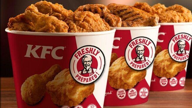 KFC in provincia di Napoli. A Pompei il fast food del pollo fritto