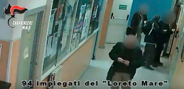Loreto Mare, blitz antiassenteismo: 55 arresti. I nomi