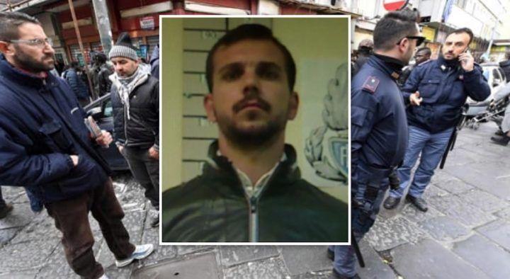 """Napoli, sparatoria alla Maddalena: preso Antonio Sarnelli detto """"Occhi celesti"""""""