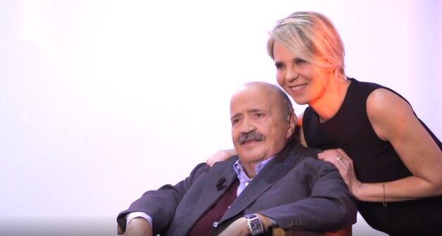 Video intervista Maurizio Costanzo Maria De Filippi. VIDEO