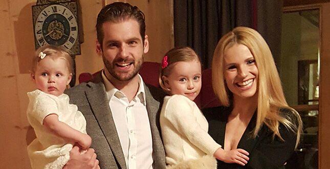 Michelle Hunziker: età, figlie, altezza, Aurora, vita privata. FOTO