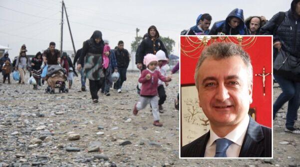 """Migranti e profughi, Qualiano per l'accoglienza. """"Noi non costruiamo muri"""""""