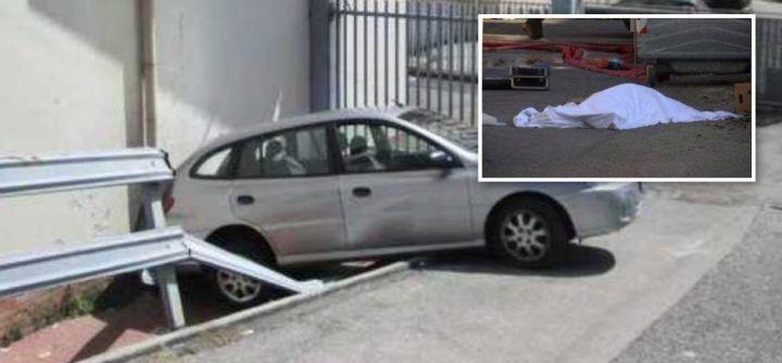 Aquara, dimentica il freno a mano: muore investita dalla sua stessa auto