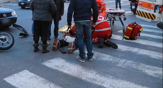 Pozzuoli, tragico incidente: muore centauro 46enne