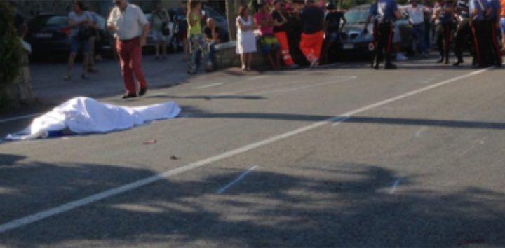 Varcaturo, uomo travolto e ucciso da pirata della strada