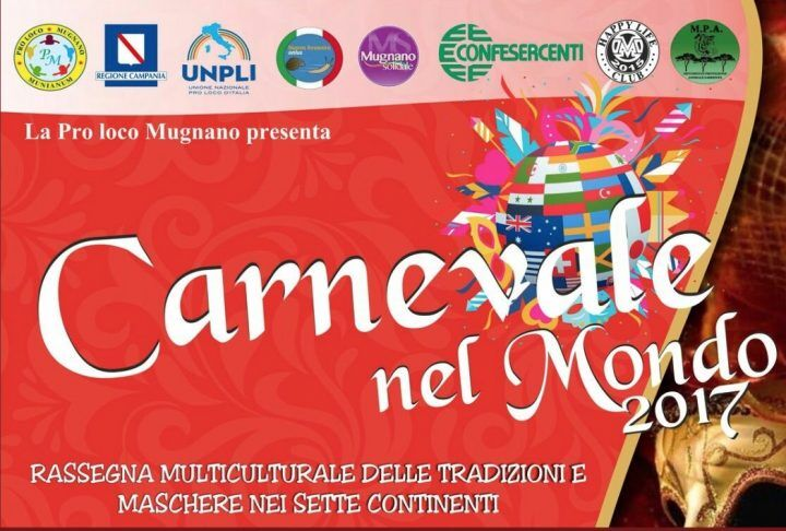 """Mugnano, la Pro Loco organizza il """"Carnevale nel Mondo"""". Il programma"""