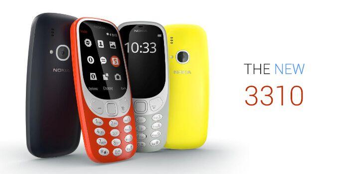 Nuovo Nokia 3310: prezzo, data uscita, caratteristiche. Cosa può fare