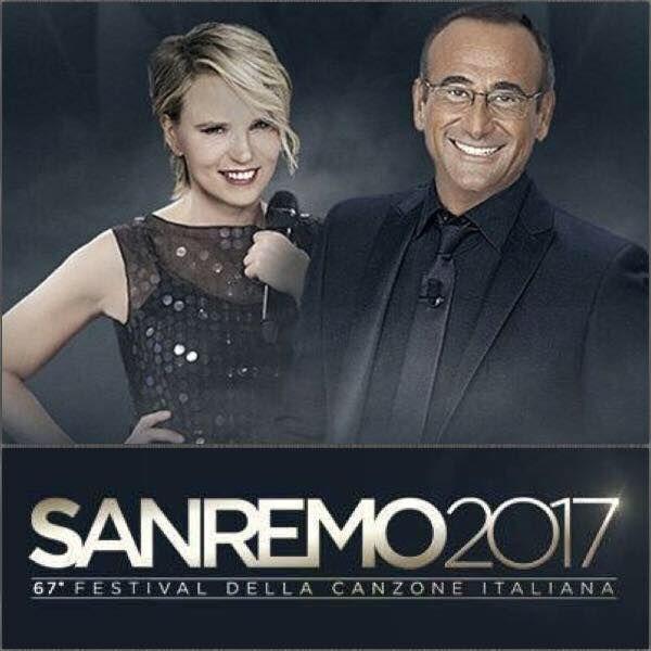 Sanremo 2017 scaletta Big in gara prima serata martedi 7 febbraio