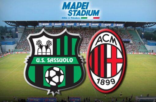 Come vedere Sassuolo – Milan: diretta in chiaro e streaming live