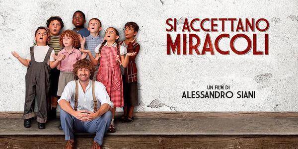 Si accettano miracoli: film con Alessandro Siani. Trama, cast, critica