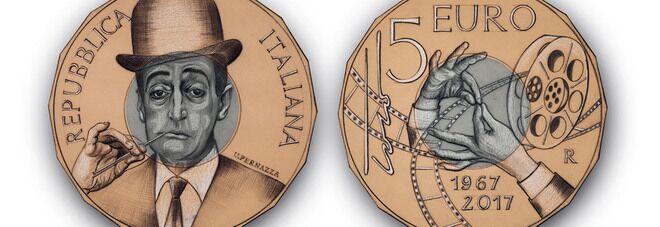 Totò su una moneta: la novità in occasione dell'anniversario della morte