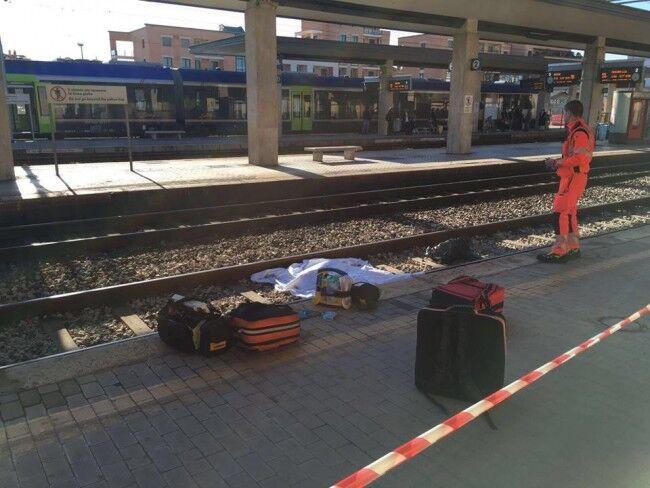 Cesate, 16enne investita e uccisa da un treno