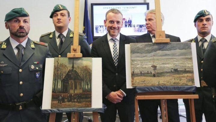 Van Gogh a Napoli, in mostra a Capodimonte i capolavori sottratti alla camorra