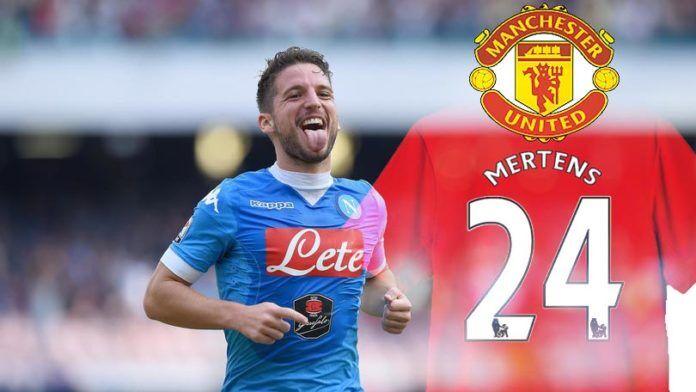 Mourinho chiama Mertens e sul web spunta già il suo nuovo numero di maglia