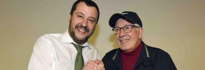 Salvini a Napoli, Peppino Di Capri e la profezia di Massimo Troisi dopo 27 anni