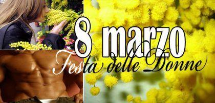 8 marzo festa