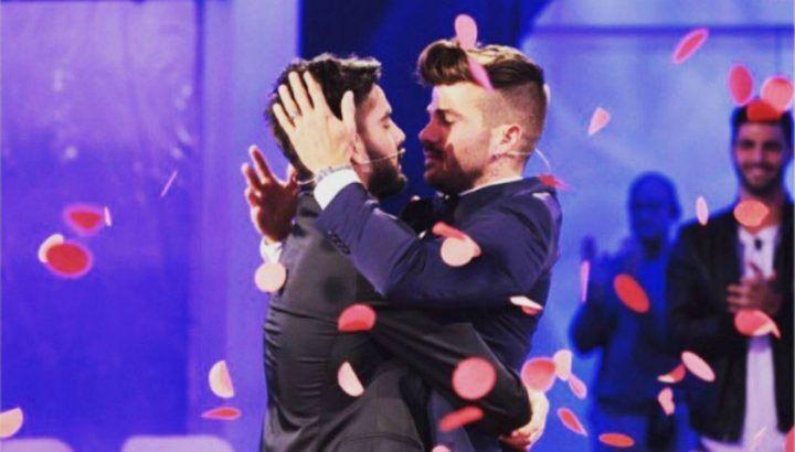 Uomini e Donne, trono gay: Claudio Sona e Mario Serpa si sono lasciati