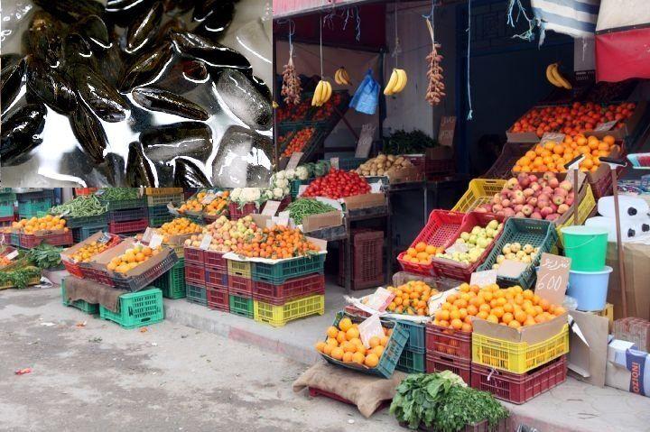 Napoli, maxi sequestro di frutta e cozze dannose per la salute
