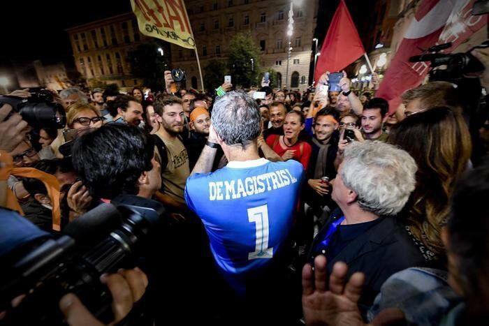 Juve – Napoli, arriva la dichiarazione del Sindaco De Magistris ed è polemica