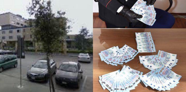 Lo trovano con 99 banconote false, lavorerà per punizione al comune