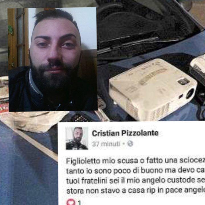 """Scampia: muore il figlio di 4 mesi, lui va a rubare: """"Volevo pagare il funerale"""""""