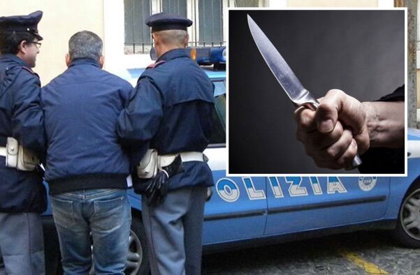 Napoli, tenta di uccidere il figlio: arrestato 43enne
