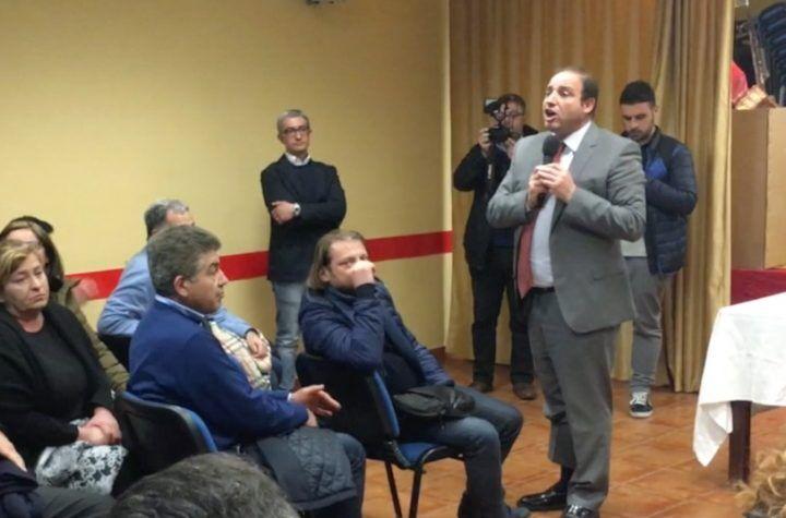 Giugliano, incontro su biodigestore a Ponte Riccio: clima acceso