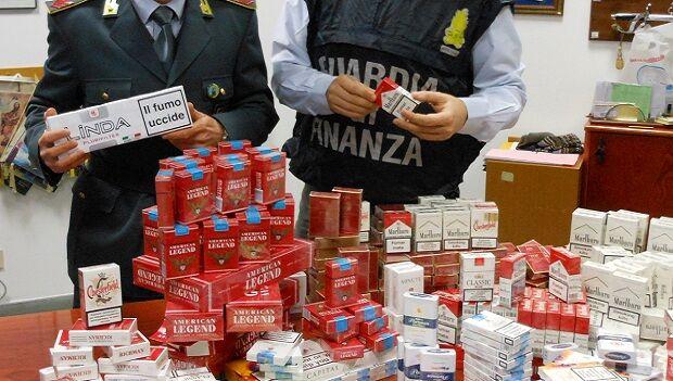 """Contrabbando di sigarette, arrestata una donna al """"Parco Verde"""""""