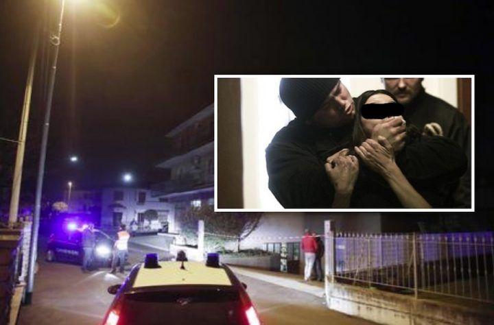 Acerra, rapina choc in casa dell'ex parlamentare Giardiello: moglie sequestrata