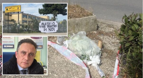 La tragedia di Alessio Granata, al Galvani minuto di silenzio e assemblea sulla sicurezza stradale